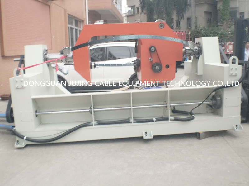 1000-1250p Cable Wire Double Stranding Machine
