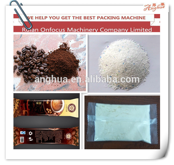 Automatic Tea Bag Packing Machine Sealing Machine Powder
