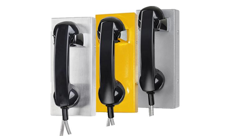 Vandalproof Telephone, Rugged Parking Lots Phone, Prison VoIP/SIP Phones