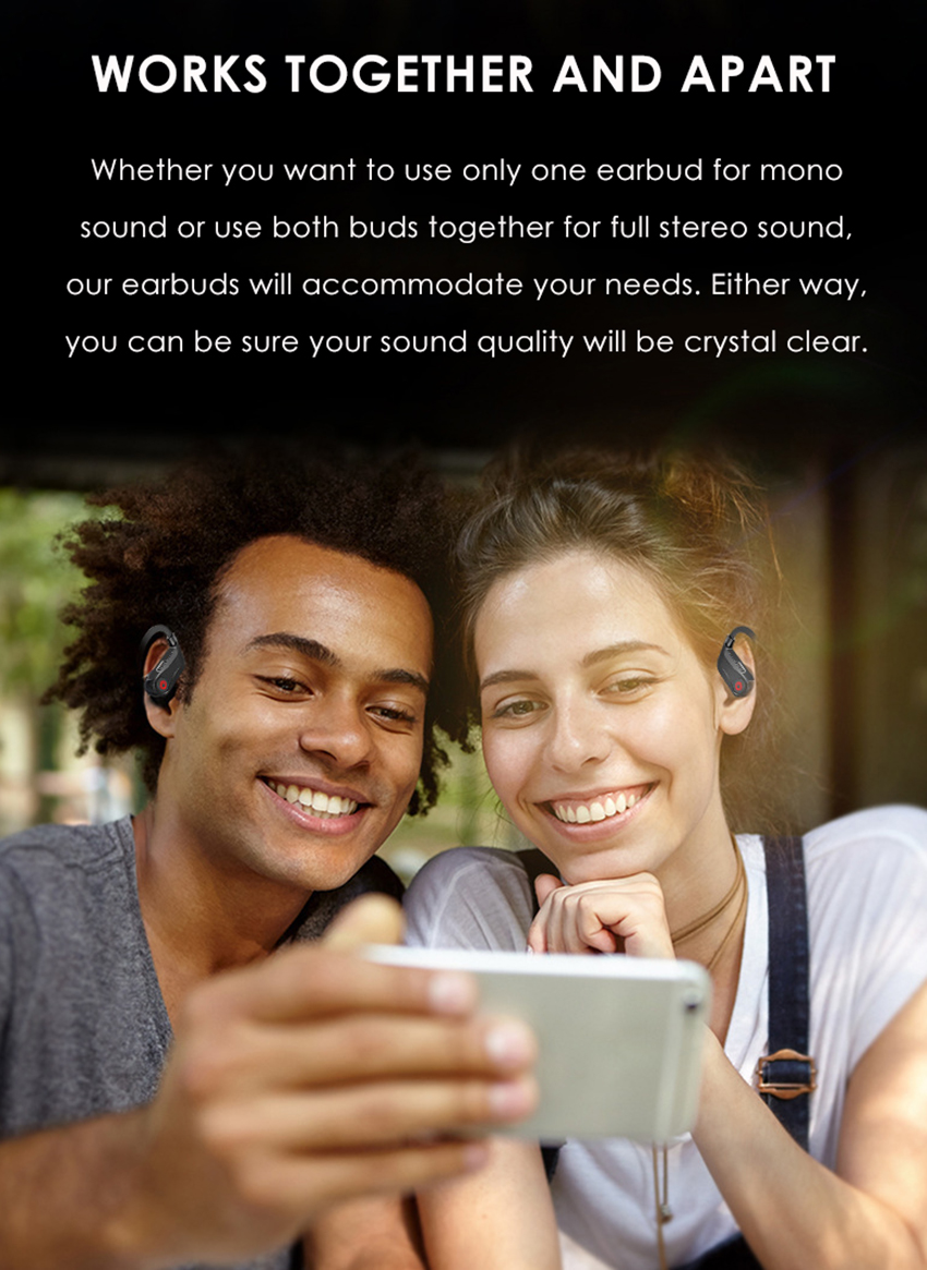 Earphone with Bluetooth