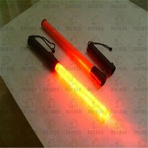 29cm LED Warning Strobe Flashing Traffic Baton Torch Rechargeable