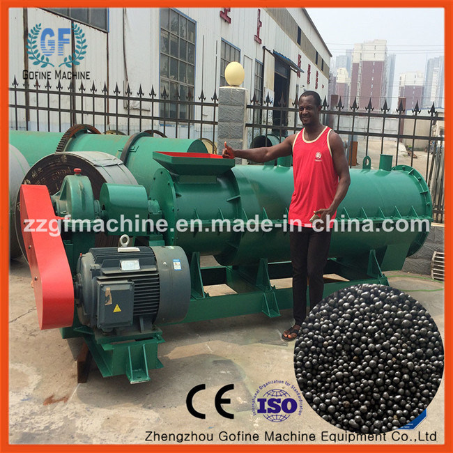 Cow Manure Pellet Fertilizer Granulator Line