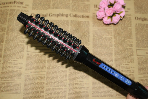 2016 Newest Electric Hair Straightener Brush