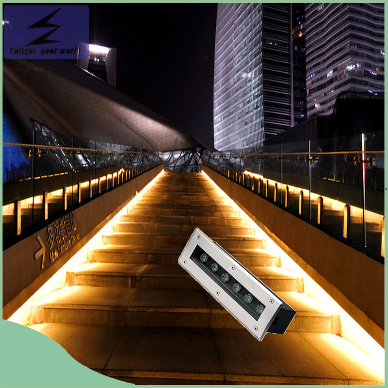 24W High Power Colorful LED Wall Washer Light