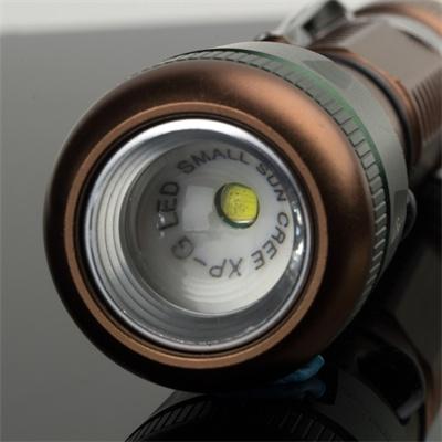 Portable Light with Li-ion Battery