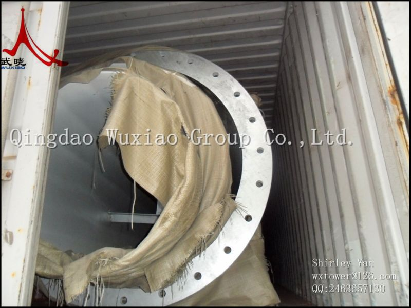 132kv Power Transmission Line Mast
