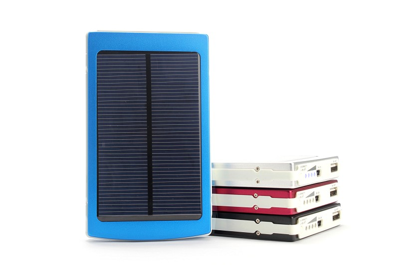 Solar Power Bank for Mobile Phone Charger in High Quality