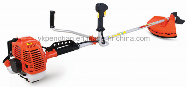Professional Grass Trimmer 43cc Brush Cutter with 3t Metal Blade