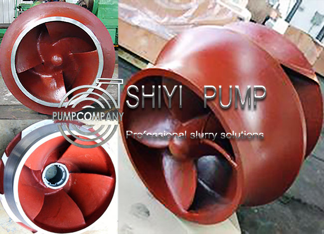 High Flow Centrifugal Fgd Heavy Duty Desulfurization Pump