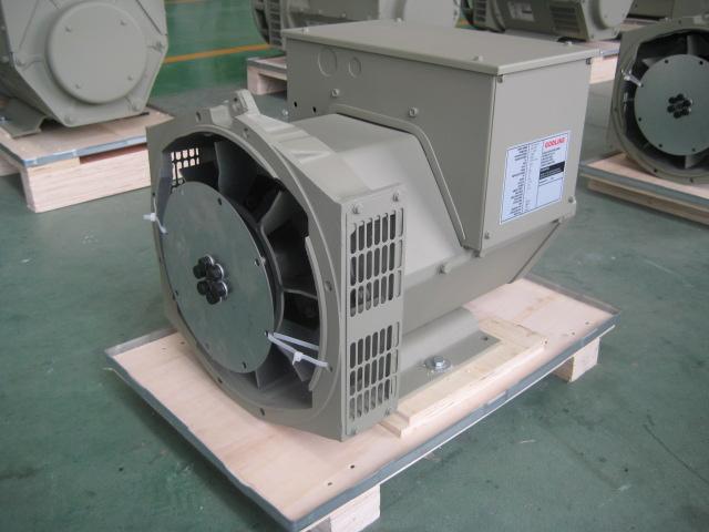High Quality 31.3kVA /25kw Three Phase Brushless Generator (JDG184G)