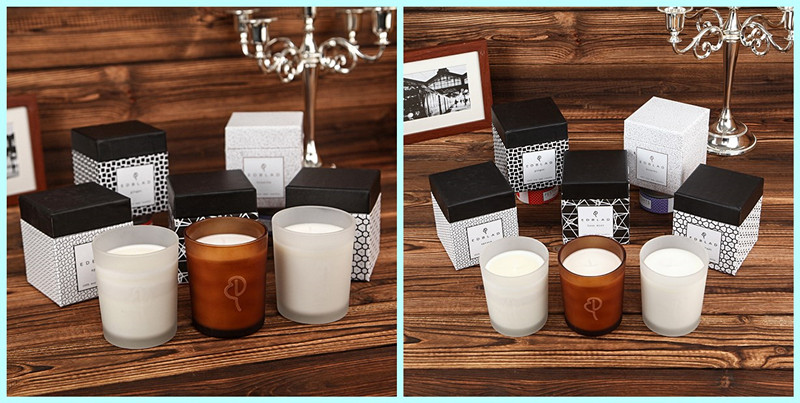 Latest Most Popular Hot Sale Luxury Candle with Different Scents
