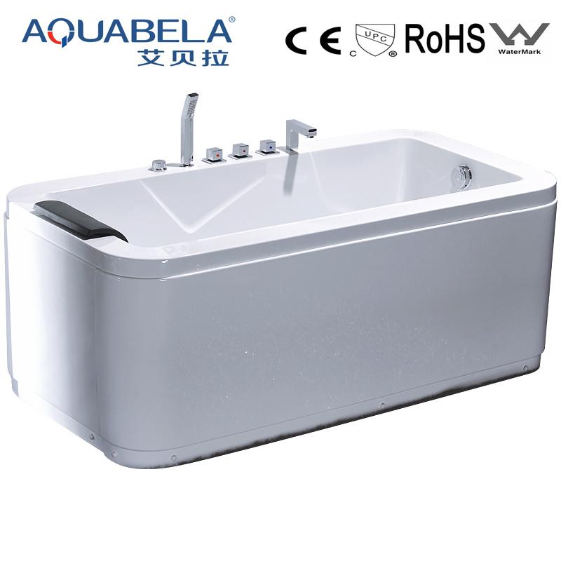 Rectangle Indoor Bubble Massage Bathtubs (JL812)