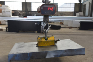 Mj45A Precise Sliding Table Panel Saw with Electric Saddle