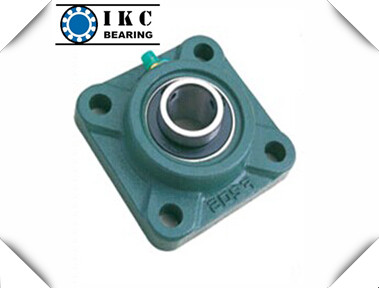 4-Bolt Square Flange Ucf 1-1/8