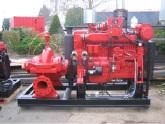 Split Casing Diesel Fire Fighting Water Pump