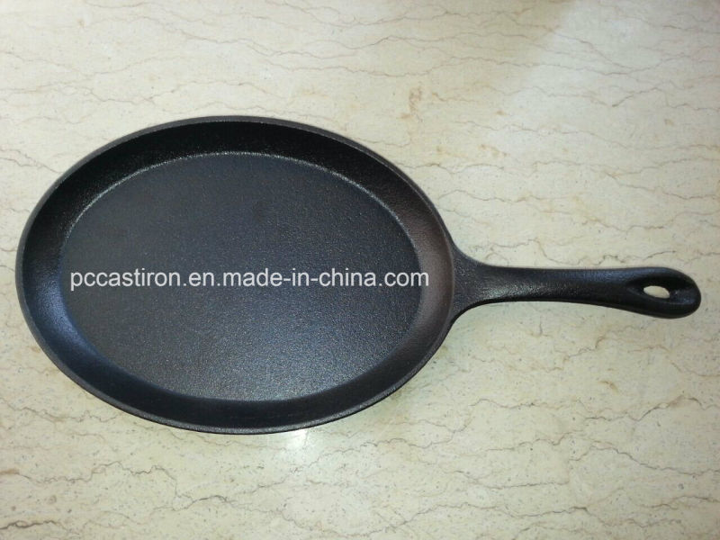 Cast Iron Egg Bakeware with Square Shape