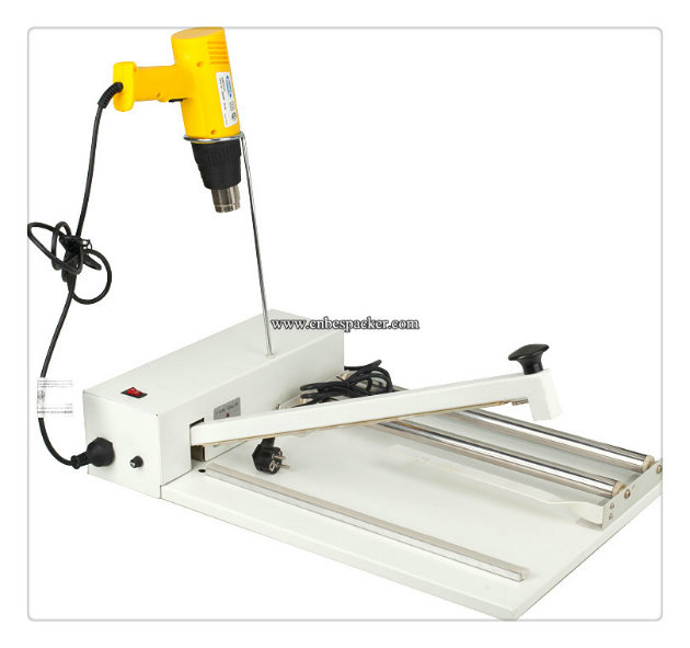 Portable Type Long Hand Food Sealer Shrinking Machine