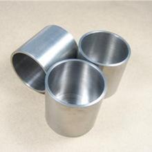 Tungsten Crucibles and Tungsten Tubes