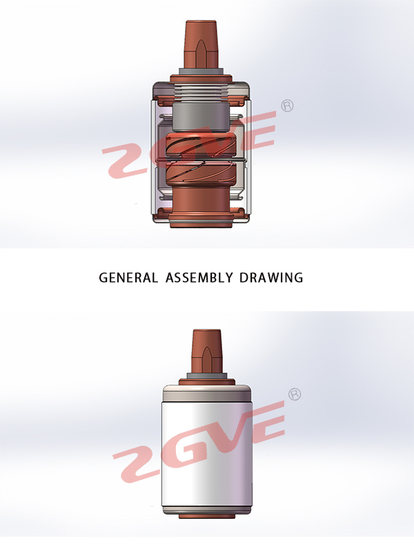 Zn28 Vs1 Vacuum Interrupter for Td 1250/12-20