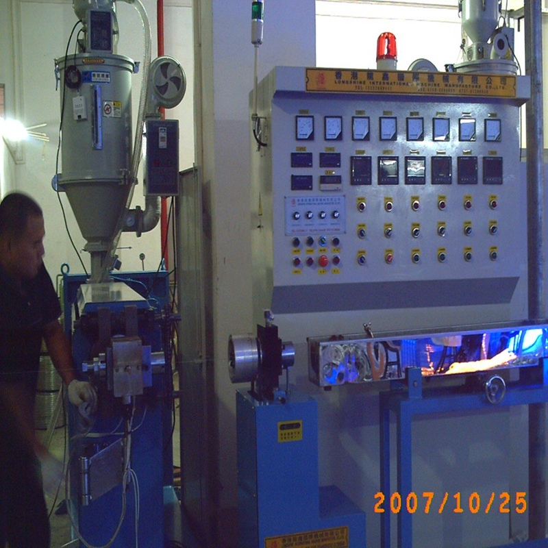PVC Outdoor LED Rope/Strip Light Extrusion Machine