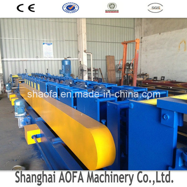 Automatic C Purlin Roll Forming Machine (AF-C80-300)
