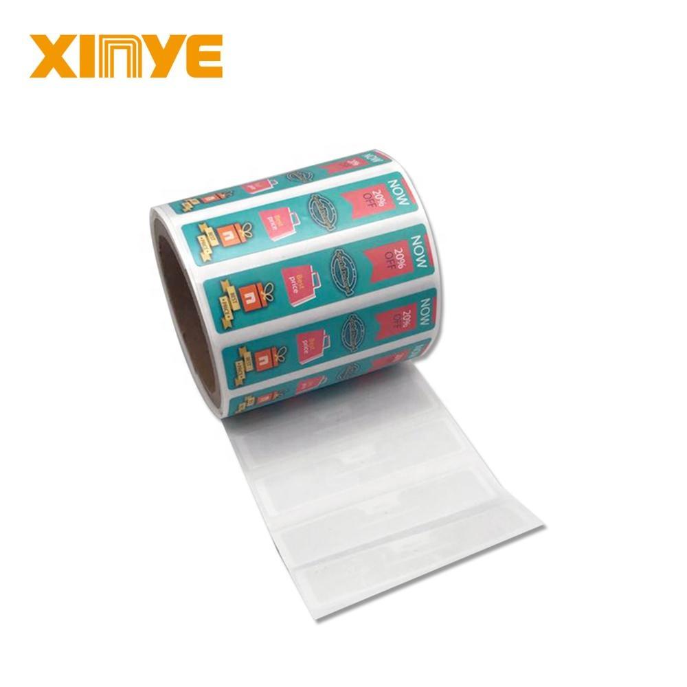RFID UHF Custom Printing Label Sticker