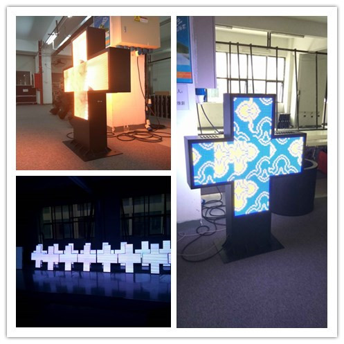 outdoor led pharmacy led display