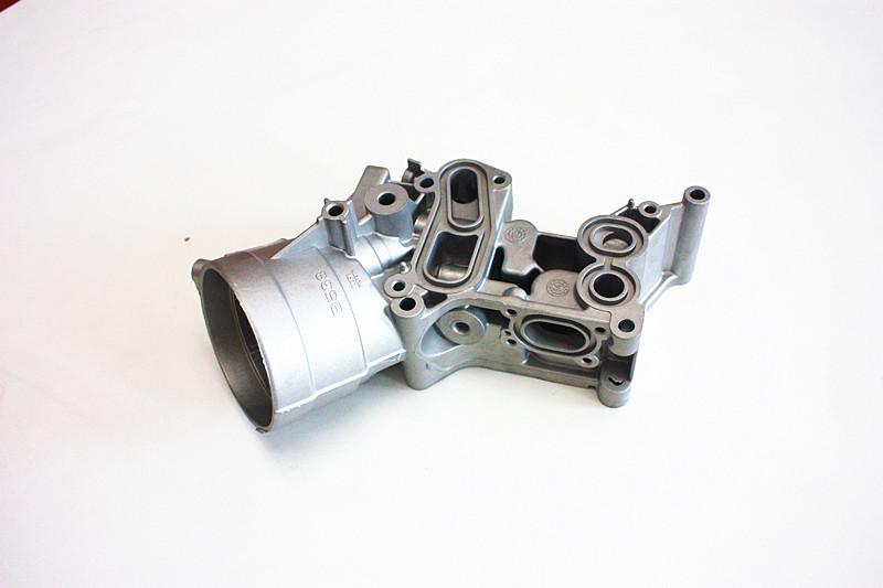 Aluminum Die Casting Car Oil Filter