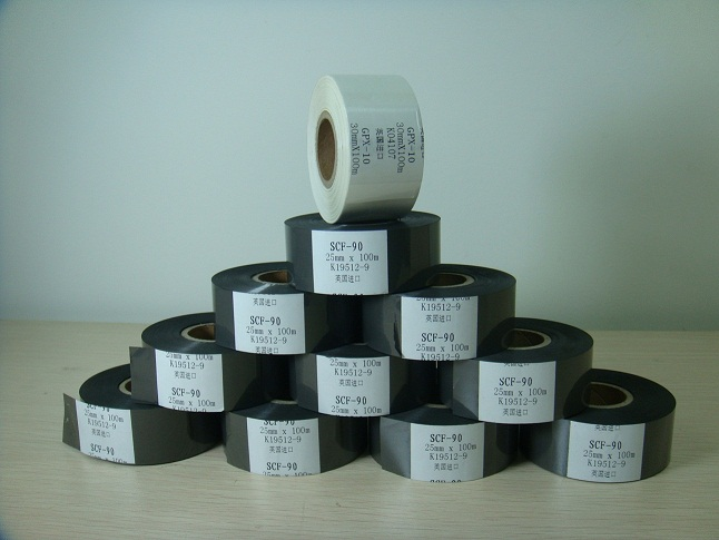Expiry Date and Batch Number Printing Hot Stamping Ribbon