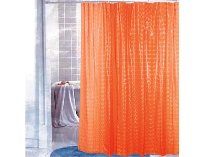 Vinyl, PVC Shower Curtain, Plastic Shower Curtain
