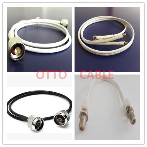 Coaxial Cable (RG174/RG58/5D-FB/LMR100/LMR400)