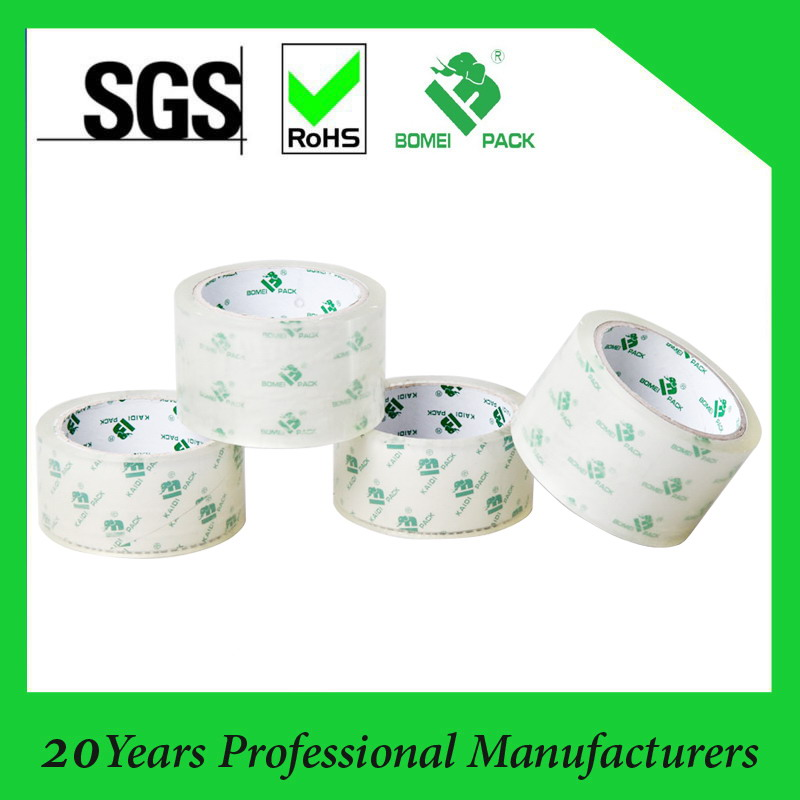 Hot Sales Super Clear Tape for Carton Sealing