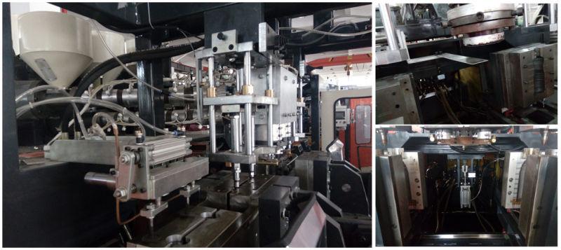 Tonva Tvhd-5L Plastic Nylon Extruder Machine