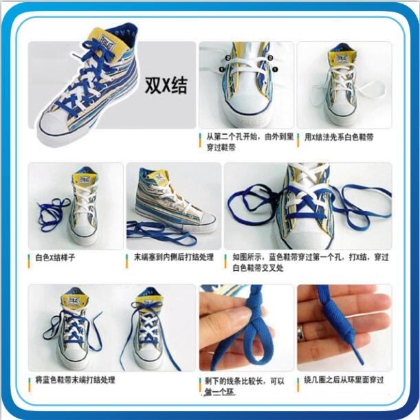 Top Selling Promotional Gift Item Popular Printing Both Sides Colorful Shoelaces