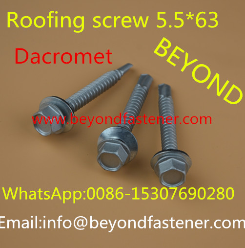 M8 Torx Self Drilling Screw Roofing Screw