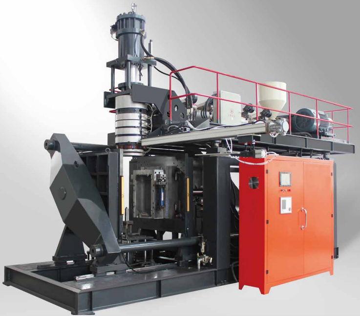 Tonva HDPE 220 Liter Plastic Drum Blow Molding Machine