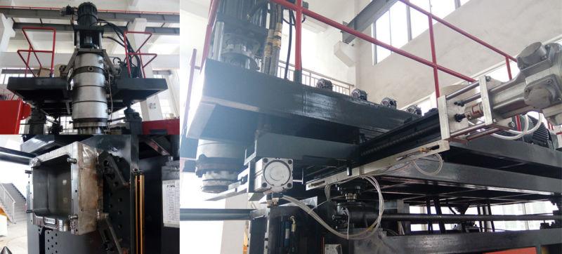 Price of Plastic Extrusion Blowing Machine