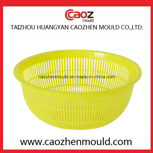 Plastic Injection Rice/Fruit Basket Mould in China