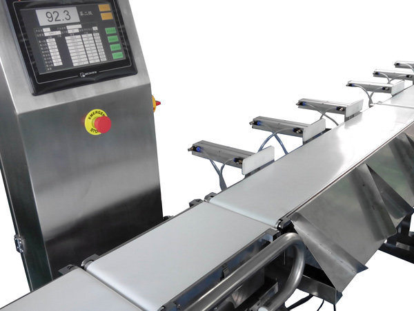 Poultry and Sea-Fish Weight Sorting Machine