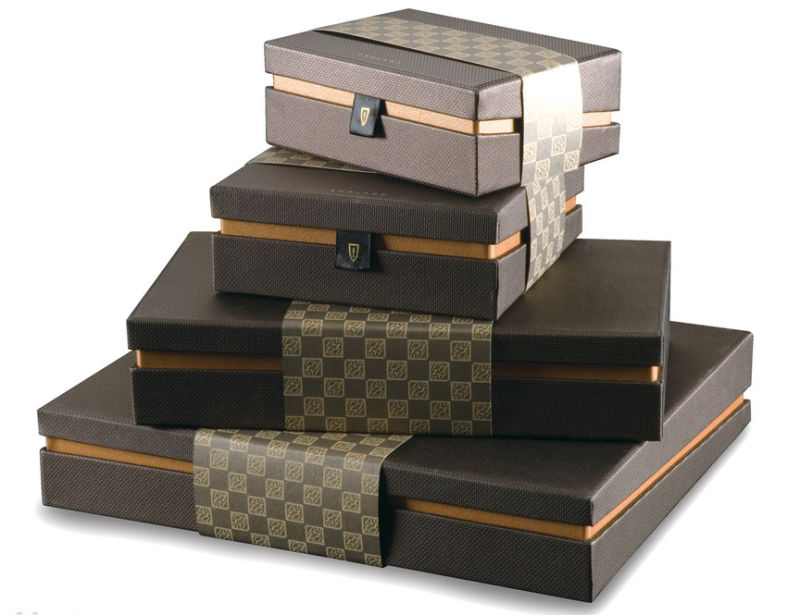 Box of Paper / Gift Box / Jewellery Box