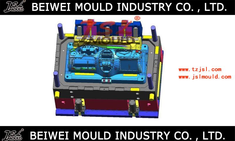 Plastic Auto Instrument Panel Mould