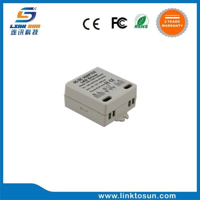 12V 0.5A No Flicker LED Switching Power Supply