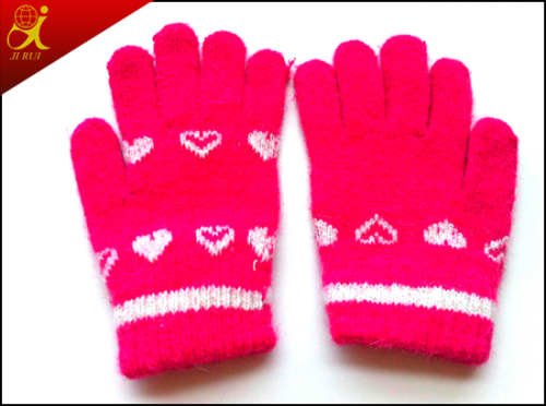 Winter Warm Arylic Magic Gloves