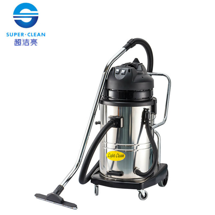 Light Clean 60L Wet and Dry Vacuum Cleaner