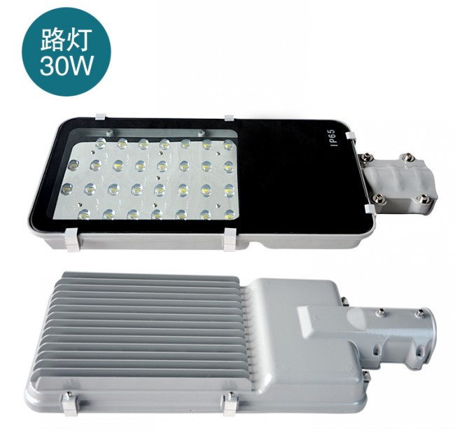 High Power Bridgelux LED 30W LED Street Light Waterproof LED Garden Lighting