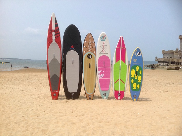Weihai Inflatable Sup Paddle Surf Board