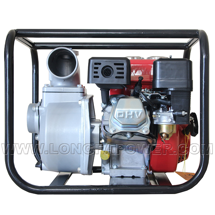 3inch Petrol Kerosene Water Pump, Agricultural Irrigation Water Pump 6.5HP