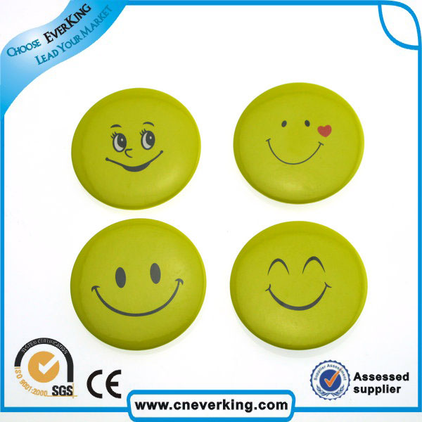 Smile Custom Metal Badge Collar Lapel Pin for Promotional
