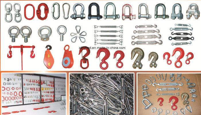Us Type Swivel Rings Chain Swivels G402