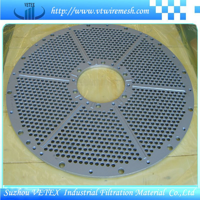 Perforated Wire Mesh / Punching Hole Mesh